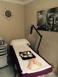 Reflexology Bed