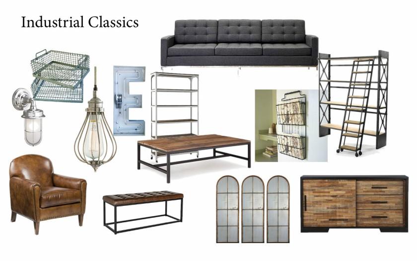 OB-Industrial classics