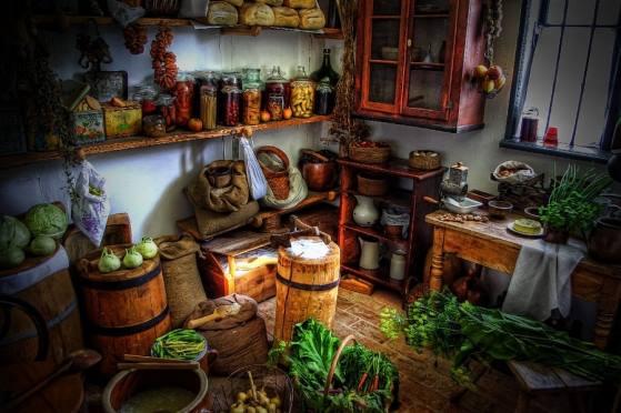 a-devorgilla-larder-kitchen-herbs