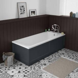 Simple Bath Panel