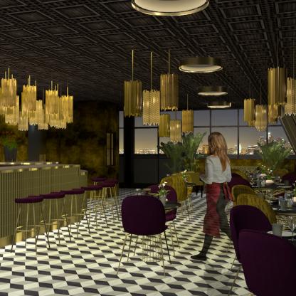 The Transmitter Restaurant